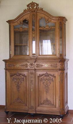 Meubles li geois for Les styles de meubles anciens